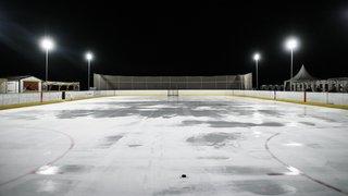 Patinoire de Perroy: couche de glace insuffisante, le match du HC Nyon renvoyé!
