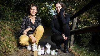 Morges: elles confectionnent des cosmétiques «fait maison»