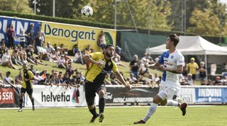 Stade Nyonnais: «Défier YB, c'est un peu David contre Goliath»