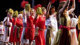 Coppet: une opérette mise sur des voix de la région