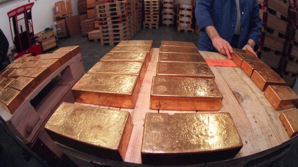 L'or est un sujet d'autant plus sensible que son négoce pèse, en Suisse, 69,6milliards de francs en valeur.