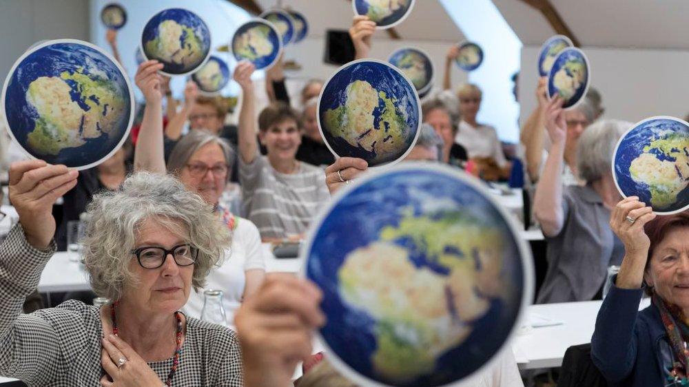 La justice,une arme pour le climat