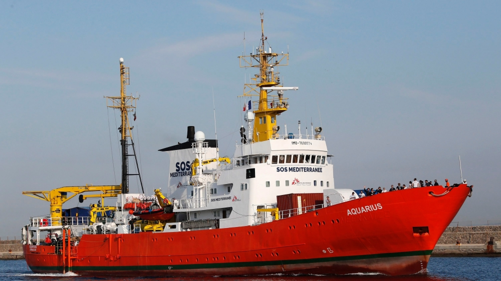 Les enquêteurs italiens soupçonnent le navire d'avoir fait passer  des déchets toxiques pour des déchets classiques.