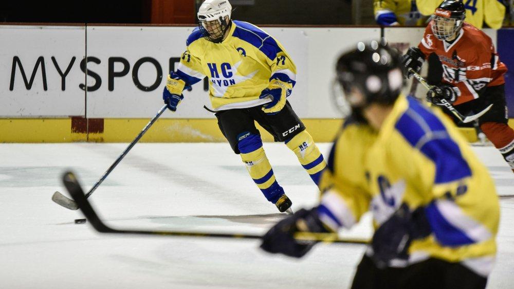 Les Nyonnais ont enchaîné une deuxième victoire contre une équipe lausannoise.