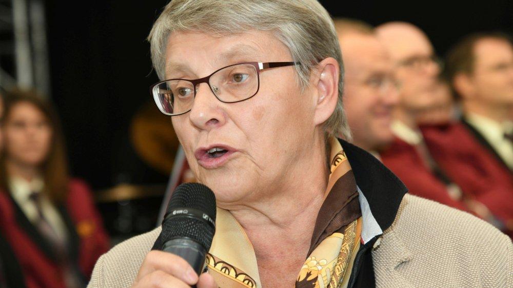 Selon Béatrice Métraux, les communes savaient que 2019 serait une années difficile.