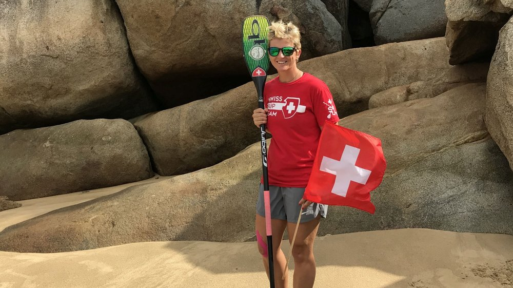 Lidvina Champendal a vécu ses deuxièmes Championnats du Monde, en Chine.