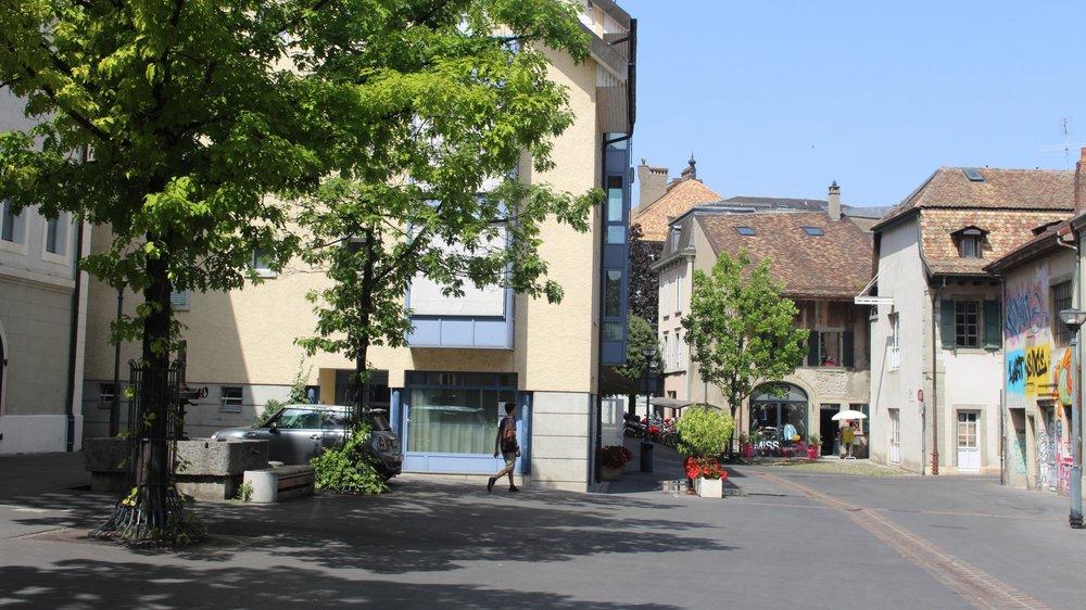 Des logements subventionnés sont proposés à la rue de Couvaloup.