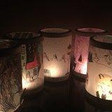 Fabrication et décoration de lanternes