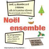 Noël ensemble le soir du 24 décembre