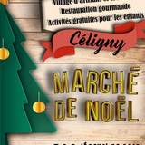 Marché de Noël à Céligny