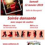 Souper dansant Valdanse