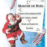 Marché de Noël de Zambotte