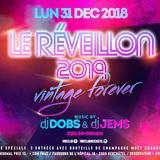 Le Réveillon 2019 En Music Vintage Forever...