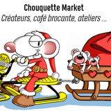 Le Chouquette Market de Noël
