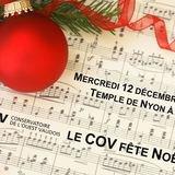 Le COV fête Noël