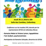 Conférence : Tous DYS-fférents