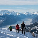 Week-end de test de skis de randonnée Movement