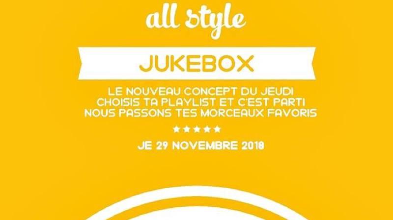 Jeudredi Jukebox