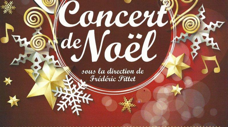 Concert de Noël de la fanfare de Gland