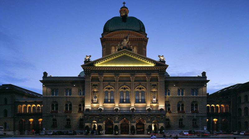 Berne: la Place fédérale bouclée en raison d'un object suspect