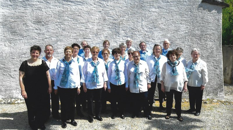 Chorale Reflets du Lac - Derniers concerts annuels