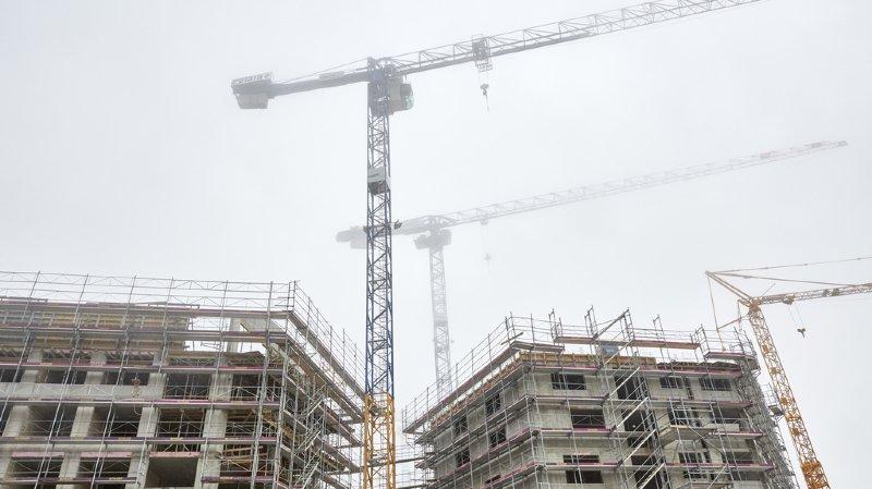 Construction: le marché des logements locatifs est saturé