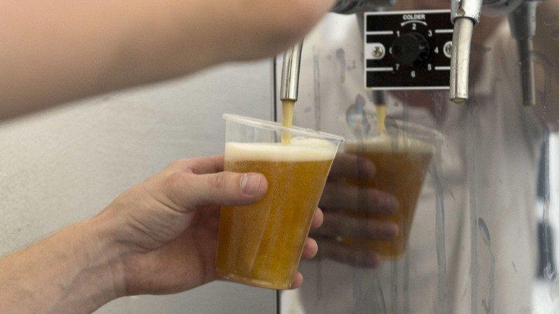 Bière: il y a près de 1000 brasseries en Suisse et la consommation grimpe à 4,7 millions d'hectolitres