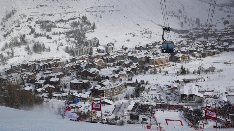 Ski alpin - Coupe du monde: l'épreuve féminine de Val d'Isère annulée faute de neige