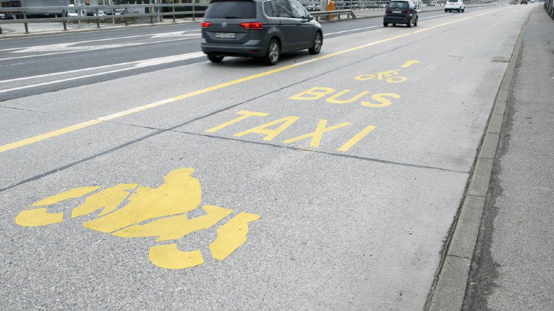 Pollution: Genève instaure la circulation différenciée au centre