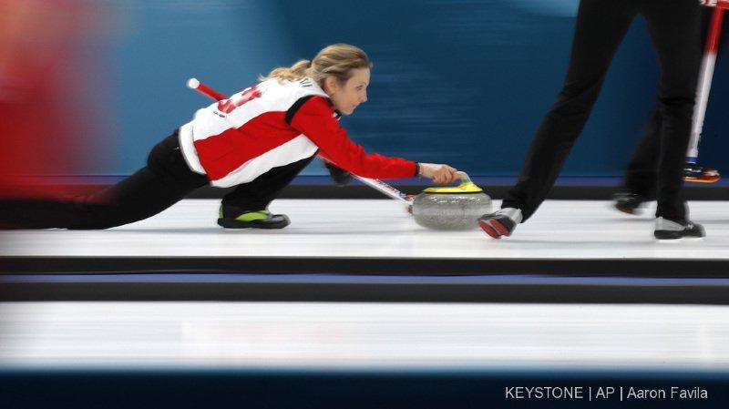 Curling: les Suissesses en finale des Championnats d'Europe