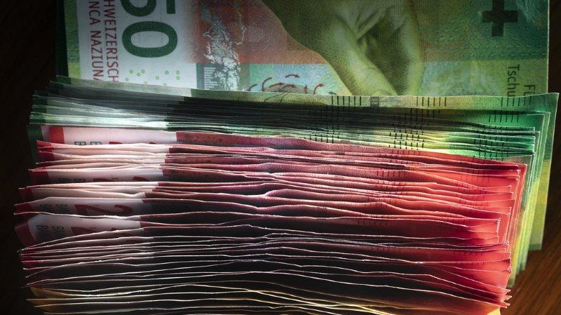 Au regard de 2017, la fortune des 300 plus riches de Suisse n'a crû que de 1,7 milliard de francs, soit 0,2% à la somme toutefois confortable de 675 milliards.