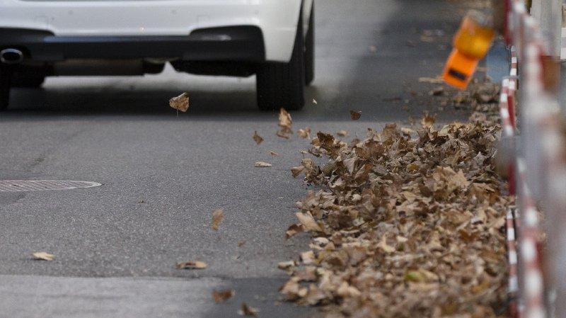 La largeur toujours plus grande des voitures entraîne des problèmes de croisement et de dépassement sur certains tronçons. (illustration)