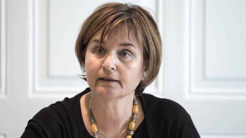 Marina Carobbio dirigera les débats du Conseil national durant une année. La socialiste tessinoise est devenue lundi la première citoyenne de Suisse.