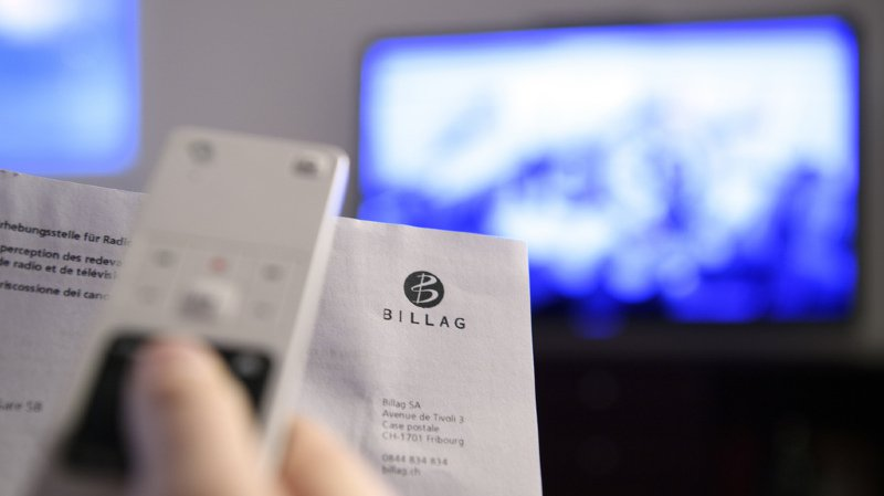Billag: la TVA perçue sur la redevance radio-TV devra être remboursée à tous les ménages
