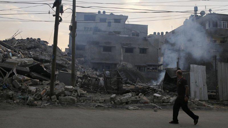 Gaza: les groupes palestiniens annoncent un cessez-le-feu