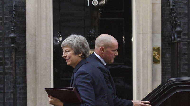 Brexit: les principaux ministres du gouvernement apportent leur soutien au projet de sortie de l'UE de Theresa May
