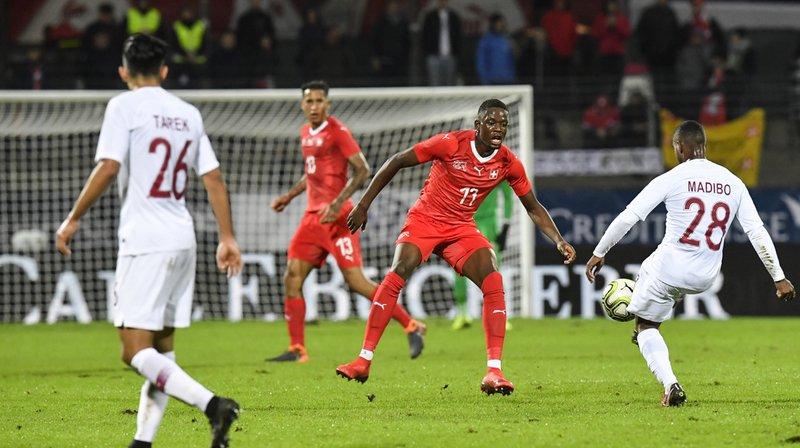 Football: à Lugano, dans un match sans enjeu et sans intérêt, la Suisse perd 1-0 face au modeste Qatar