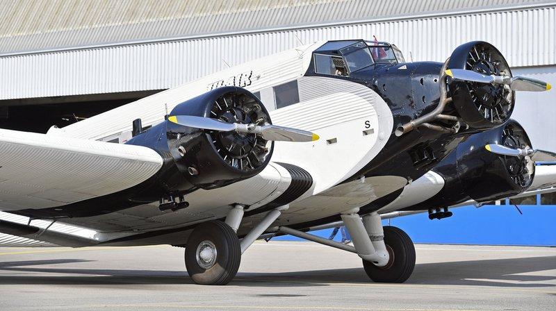 Après le crash du 4 août: les avions Ju-52 interdits de vol jusqu'à nouvel ordre