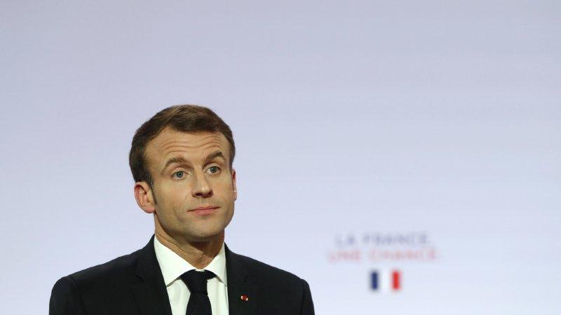 France: nouveau record d'impopularité pour Emmanuel Macron