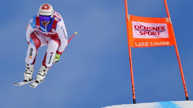Ski - Entraînement de la descente à Lake Louise: le Suisse Beat Feuz le plus rapide