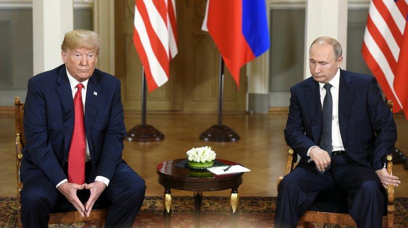 G20: Donald Trump annule finalement sa rencontre avec Vladimir Poutine