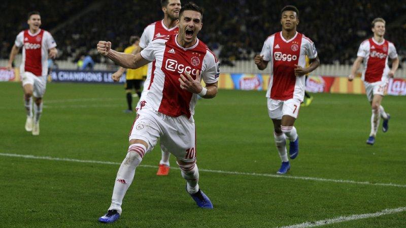 Football - Ligue des champions: l'Ajax, le Real, l'AS Rome, la Juve, le Bayern et Manchester City et United obtiennent leur ticket pour les huitièmes de finale