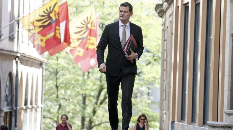 Politique: le comité directeur du PLR genevois appelle formellement Pierre Maudet à la démission