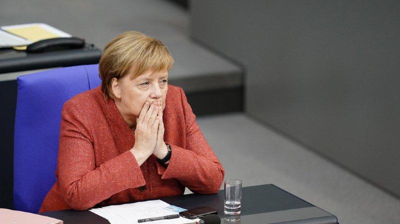 L'avion d'Angela Merkel contraint d'atterrir à Cologne en raison d'un problème technique