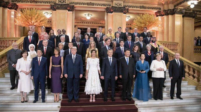 A Buenos Aires, les membres du G20 se sont mis d'accord pour engager une réforme de l'Organisation mondiale du commerce.