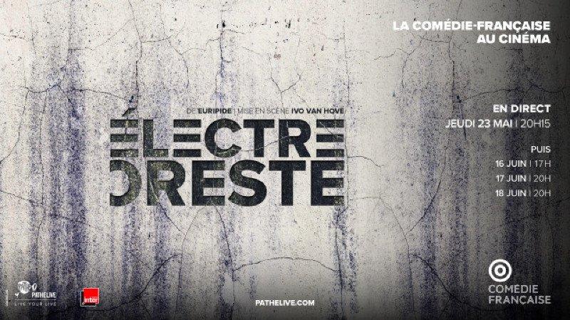 ELECTRE / ORESTE d'Euripide