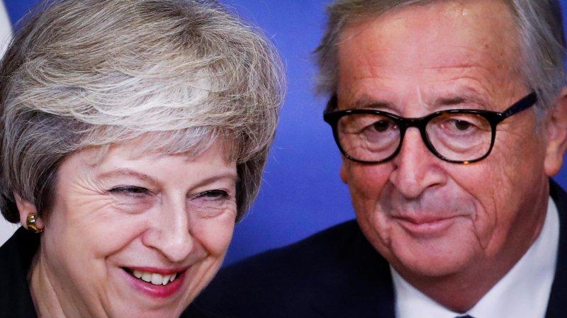 Accord provisoire sur les relations post-Brexit