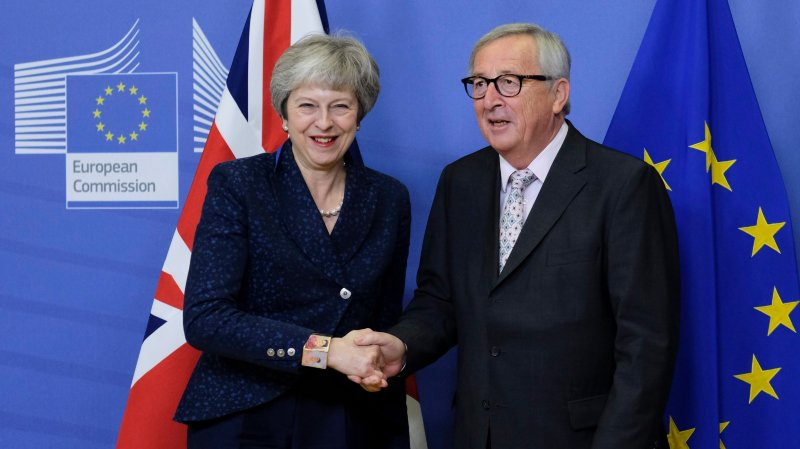 Brexit, convention de divorce avalisée