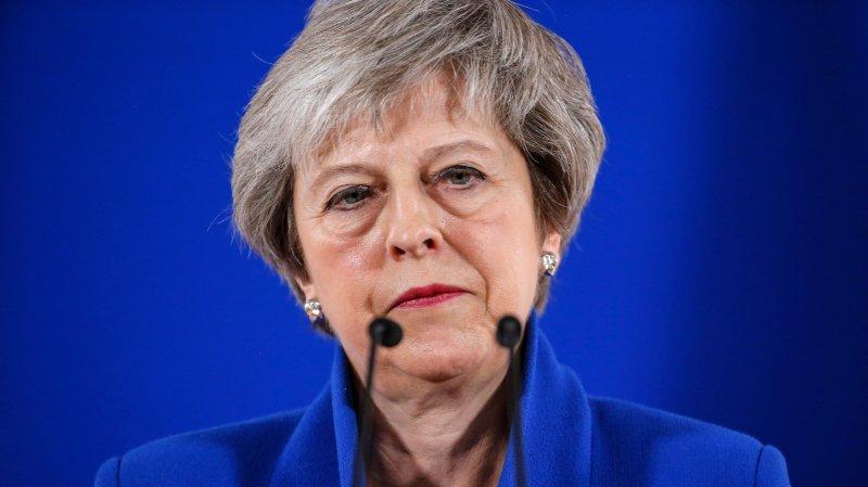 May appelle le parlement à voter l'accord de Brexit