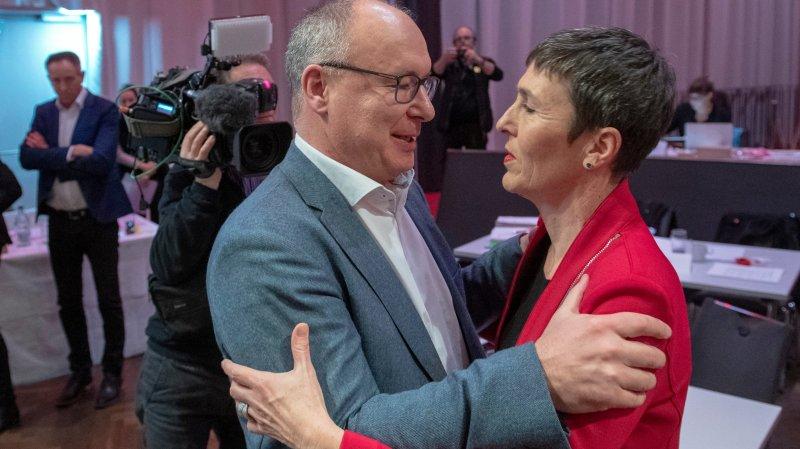 Pierre-Yves Maillard élu au premier tourUne élection complémentaire en mars?